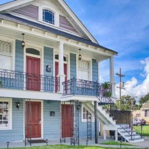 Three-Bedroom Two-Bath in Uptown NOLA