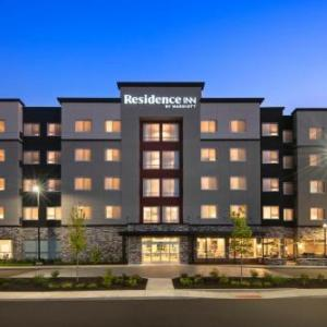 Hotels near Morty's Comedy Joint - Residence Inn by Marriott Indianapolis Keystone