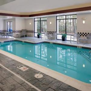 SpookyWorld Litchfield Hotels - Springhill Suites By Marriott Manchester-Boston Regional Airport