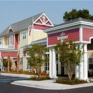 Boone Hall Plantation and Gardens Hotels - Residence Inn Charleston Mount Pleasant