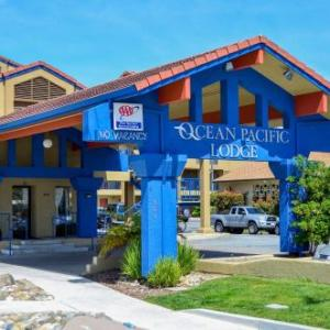 Hotels near Cocoanut Grove Santa Cruz - Ocean Pacific Lodge