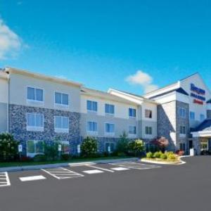 Tweetsie Railroad Hotels - Fairfield Inn And Suites By Marriott Boone