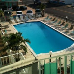 Hotels near The Green Room Seaside Park - Surfside Motel - Seaside Heights