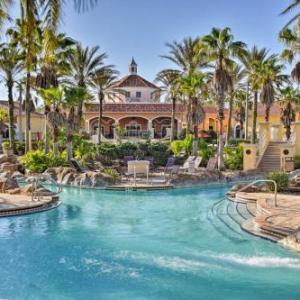 Large Resort Townhome 11 Mi to Disney World!