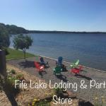 Fife Lake Lodging