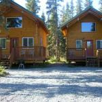 Cabin on the Kenai River