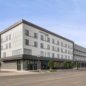 Lansing Center Hotels - Courtyard by Marriott Lansing Downtown