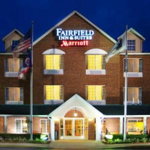 Hotels near Anderson Center Cincinnati - Fairfield Inn and Suites by Marriott Cincinnati Eastgate