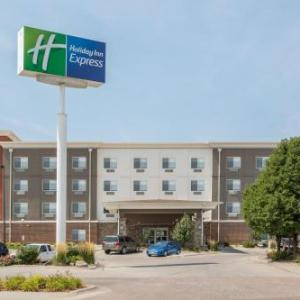 Adams County Fairgrounds Hastings Hotels - Holiday Inn Express Hastings