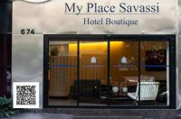 My Place Savassi Hotel Boutique