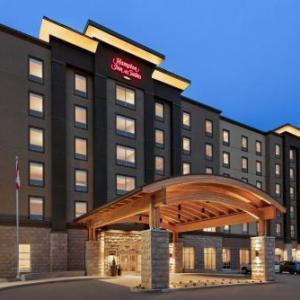 UBC Okanagan Hotels - Hampton Inn & Suites Kelowna British Columbia Canada