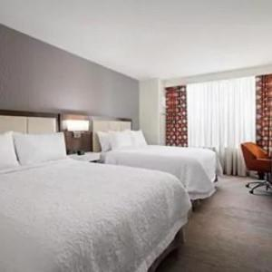Hampton Inn & Suites Lubbock University Tx