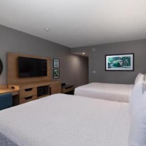 Hampton Inn & Suites Watertown Boston Ma
