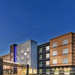 Wachs Arena Hotels - Fairfield by Marriott Inn & Suites Aberdeen SD