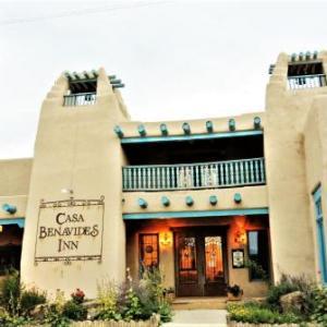 Kit Carson Park Taos Hotels - Casa Benavides Inn
