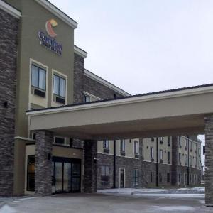 Hotels near Coralville Center for the Performing Arts - Comfort Inn & Suites Cedar Rapids Cid Eastern Iowa Airport