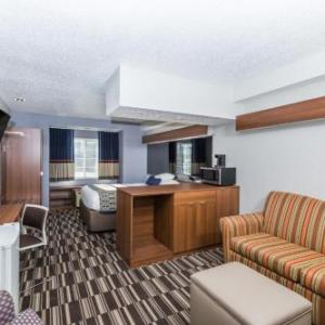 Denny Sanford Premier Center Hotels - Microtel Inn & Suites by Wyndham Sioux Falls