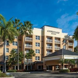 Hotels near Aventura Arts and Cultural Center - Courtyard Miami Aventura Mall