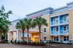 Isle Of Palms South Carolina Hotels - Comfort Suites At Isle Of Palms Connector
