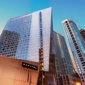 Dave and Busters Chicago Hotels - Sofitel Chicago Magnificent Mile