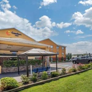 Hotels near TE Poag Auditorium - Comfort Inn Nashville