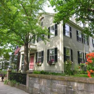 Zeiterion Theatre Hotels - Delano Homestead Bed And Breakfast