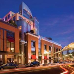 San Diego Convention Center Hotels - Hard Rock Hotel San Diego