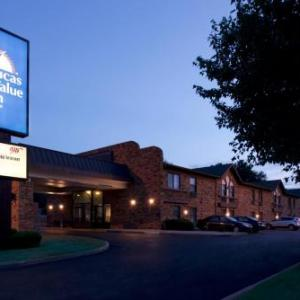 Americas Best Value Inn-South Bend/Notre Dame