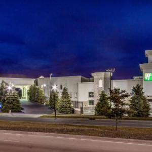 Hotels near Ho Chunk Casino Baraboo - Holiday Inn Express Wisconsin Dells