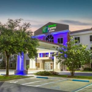 Hotels near Silver Springs Nature Park - Holiday Inn Express Hotel & Suites Silver Springs-Ocala