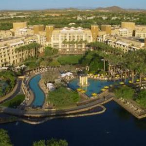 Hotels near Desert Mountain - JW Marriott Phoenix Desert Ridge Resort & Spa