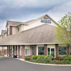 Hoover YMCA Park Hotels - Baymont Inn & Suites Columbus/Rickenbacker