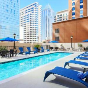 Hampton Inn And Suites Austin-downtown Tx
