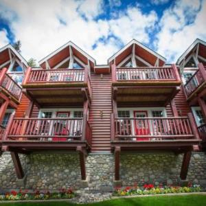 Lake Louise Ski Area Hotels - Paradise Lodge And Bungalows