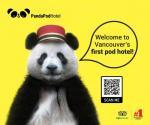 Richmond British Columbia Hotels - Panda Pod Hotel
