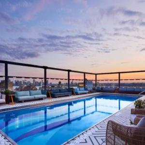 Sunset Terrace at Chelsea Piers Hotels - Gansevoort Meatpacking