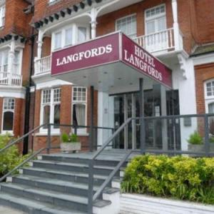 Hotels near 1st Central County Ground Hove - Langfords Hotel