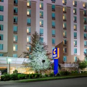 Clinton Presidential Center Hotels - Comfort Inn & Suites Presidential