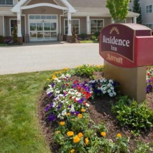 Hotels near Field of Screams West Greenwich - Residence Inn Providence Coventry