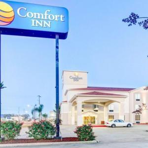 Hotels near McNeese Cowboy Stadium - Comfort Inn Lake Charles