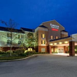 Fairfield Inn Suites Memphis Olive Branch