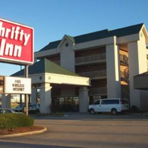 Paducah International Raceway Hotels - Thrifty Inn Paducah