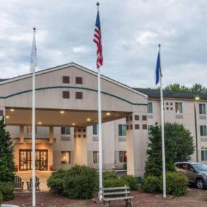 Hotels Near Stafford Springs Ct