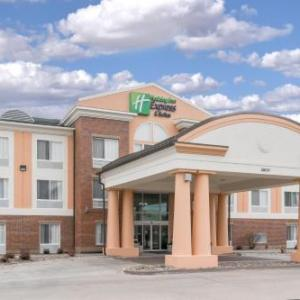 Holiday Inn Express Hotel And Suites Ames