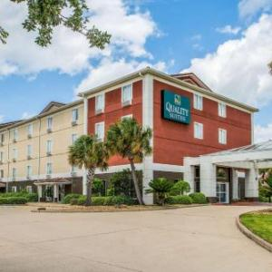 Hotels near Lake Charles Civic Center - Quality Suites Lake Charles