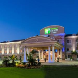 Hotels near SugArena - Holiday Inn Express Hotel & Suites New Iberia - Avery Island