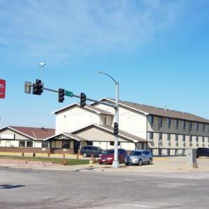 Hotels near Gateway Arena Sioux City - Econo Lodge Le Mars
