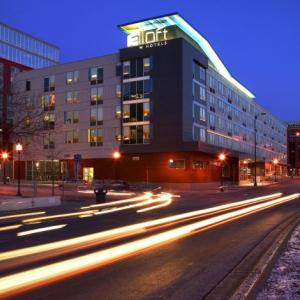 Hotels near Cedar Cultural Center - Aloft Minneapolis