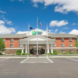 Hotels near Jay County Fair - Holiday Inn Express Hotel & Suites Portland