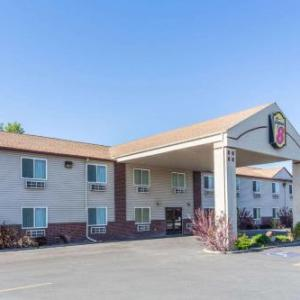 Hotels near Eastern Idaho State Fair - Super 8 by Wyndham Blackfoot